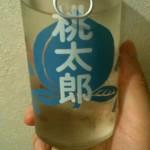 にわか日本酒レビュー37 桃太郎