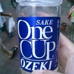 にわか日本酒レビュー31 ワンカップ大関
