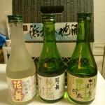 にわか日本酒レビュー55 花の舞 飲み比べセット