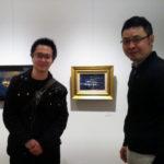 ヒロ・ヤタベ展 -IMAGINARY LANDSCAPES- 中和ギャラリー