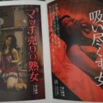 マキエマキ個展 空想ピンク映画ポスター展2 ラッキードラゴンえん